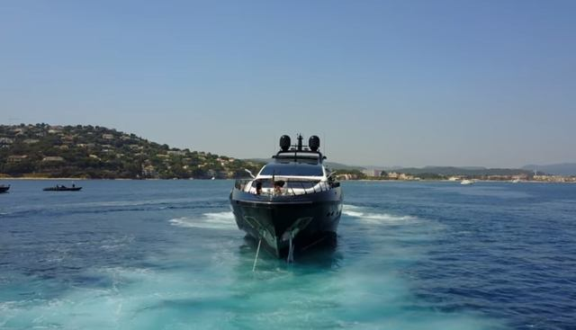 Black Legend Charter Yacht - 2