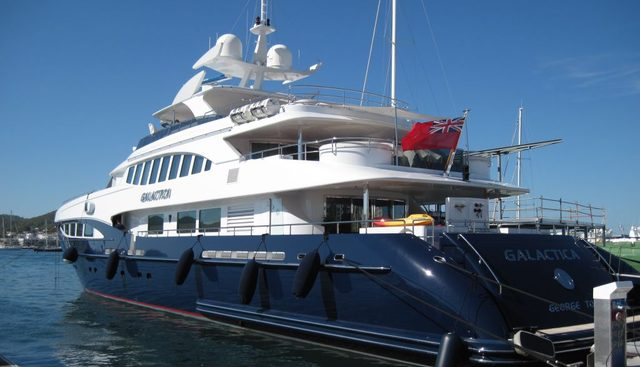 Red Sapphire Charter Yacht - 4