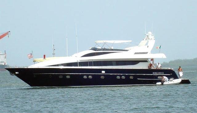 Houda Charter Yacht