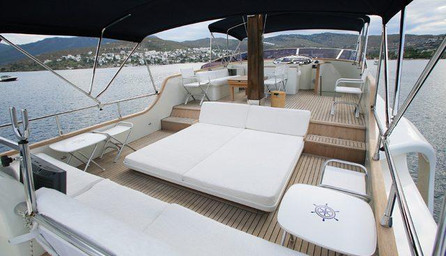 Dali Charter Yacht - 4