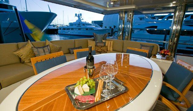 Perseverance II Charter Yacht - 3