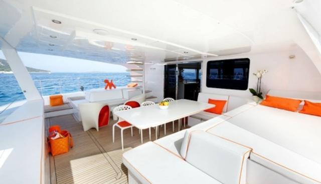 Maita'i Charter Yacht - 2