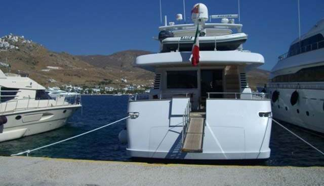 Crowbridge Charter Yacht - 5