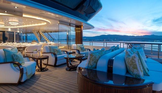 Lady Gulya Charter Yacht - 4