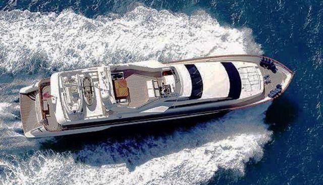 Liberte IV Charter Yacht - 3