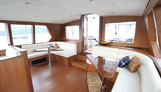 Asia Charter Yacht - 7
