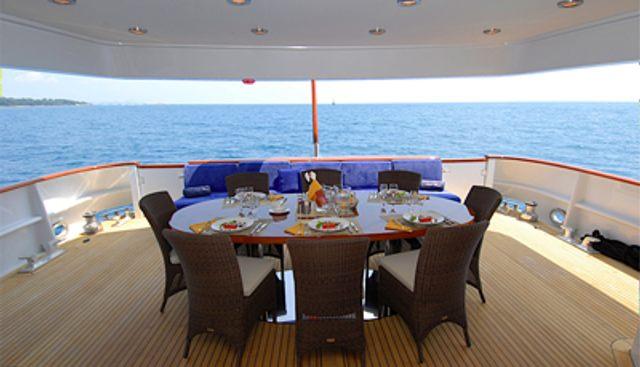 Providence Charter Yacht - 8