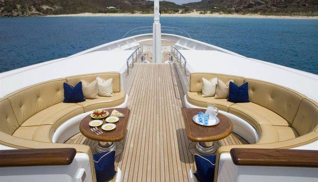Paraffin Charter Yacht - 2