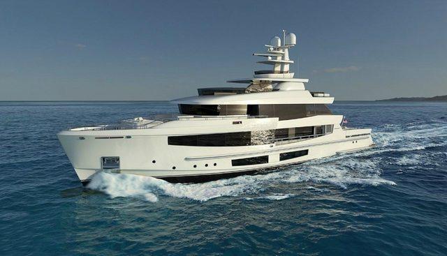 M42 ATLAS Charter Yacht