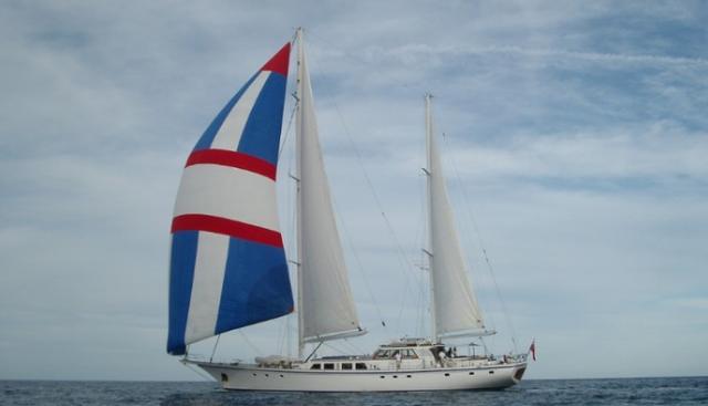 Jagare Charter Yacht