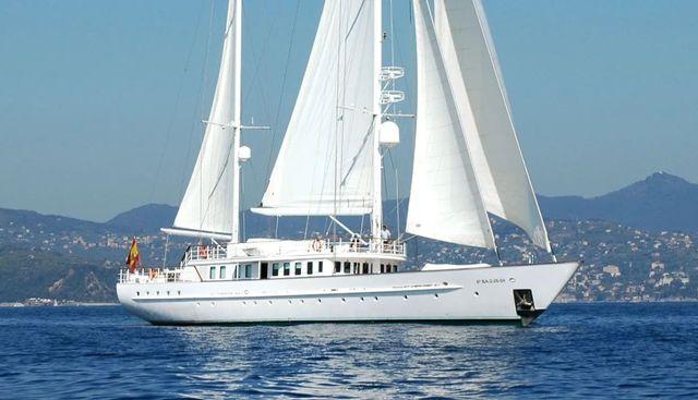 Mata Mua Charter Yacht