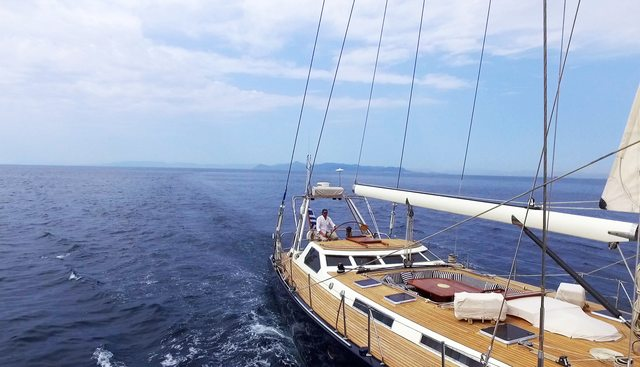 Wind of Change Charter Yacht - 2