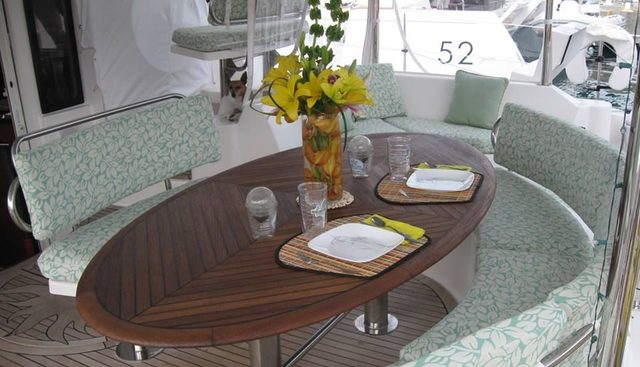 Delphine Charter Yacht - 8