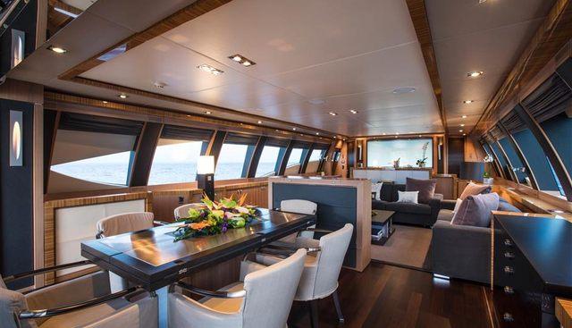 Eight Charter Yacht - 5