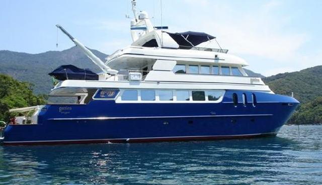 Explorer VIII Charter Yacht - 8
