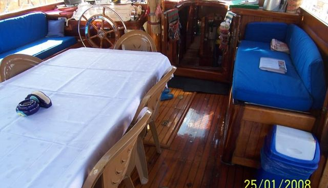 Amra Charter Yacht - 4