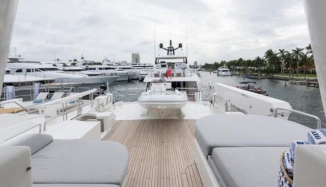 Boxer Charter Yacht - 4