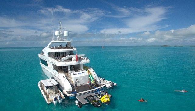 Big Sky Charter Yacht - 5