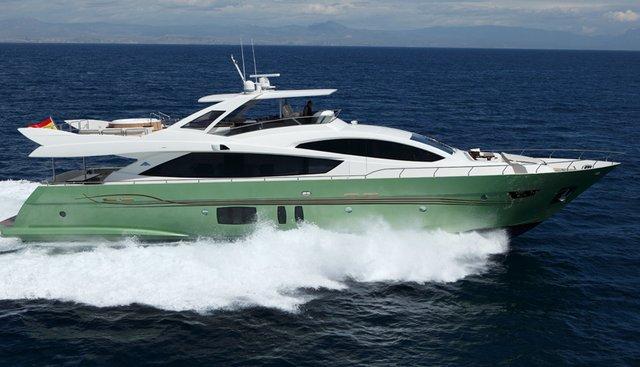 Krista Charter Yacht - 2