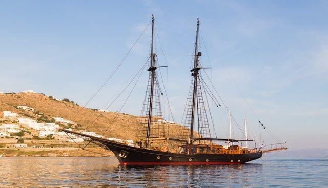 Prince De Neufchatel Charter Yacht