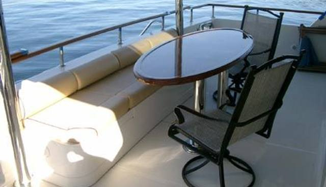 First Count Charter Yacht - 5