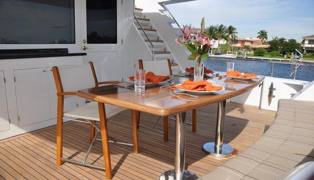 Declassified Charter Yacht - 6