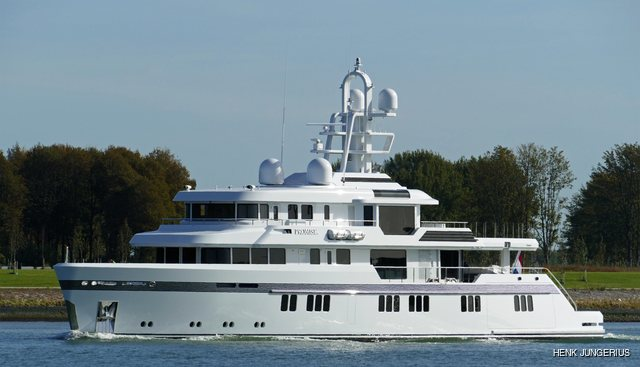 Promise Charter Yacht - 2