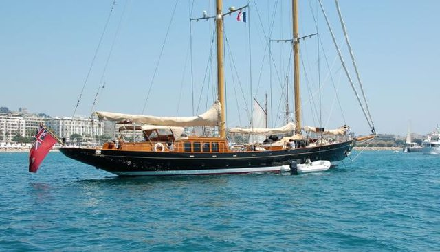 Aschanti IV of Vegasack Charter Yacht - 3