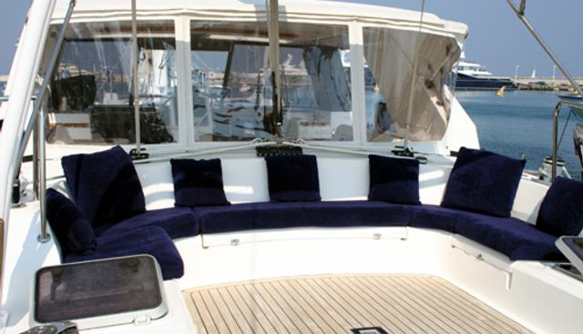 Moonlight II of London Charter Yacht - 5