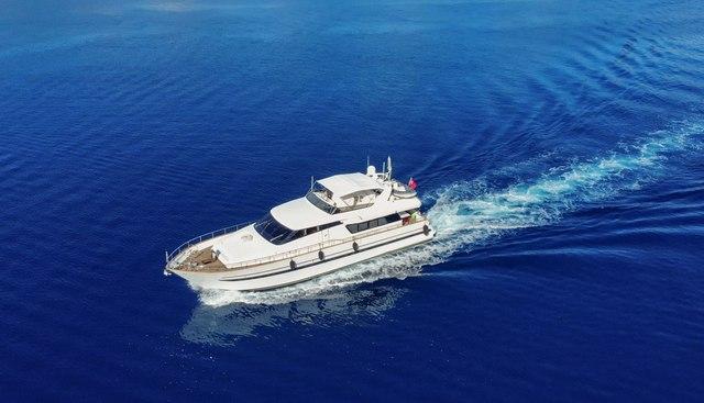 Barbarossa Moratti Charter Yacht - 8