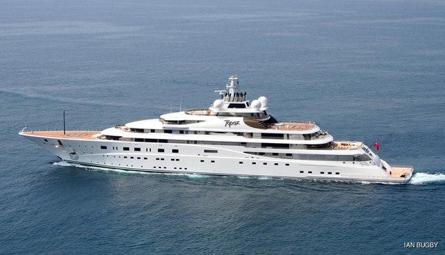 A+ Charter Yacht