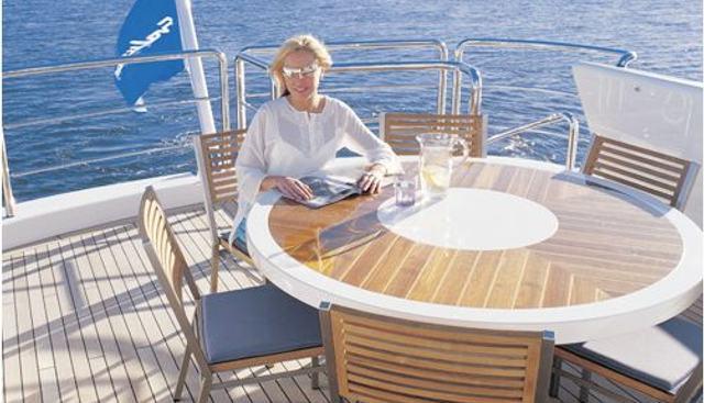 Benita Blue Charter Yacht - 4