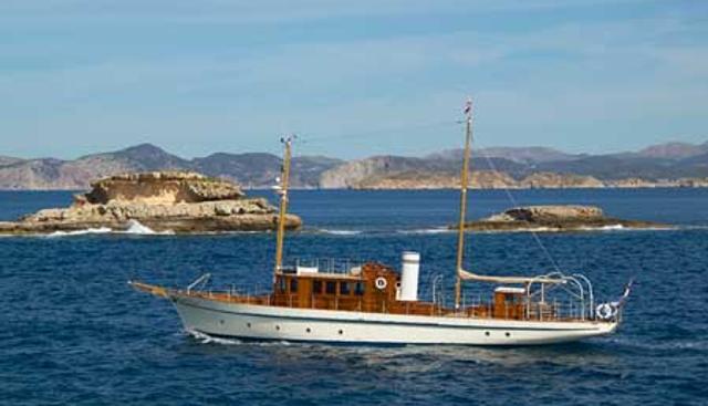 Prince Otman Charter Yacht - 2