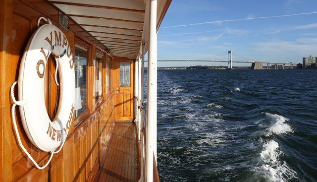 Olympus Charter Yacht - 4