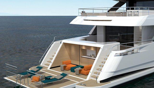 Wider 130 Charter Yacht - 5