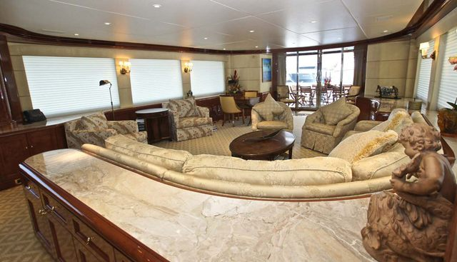 Sidra Charter Yacht - 4