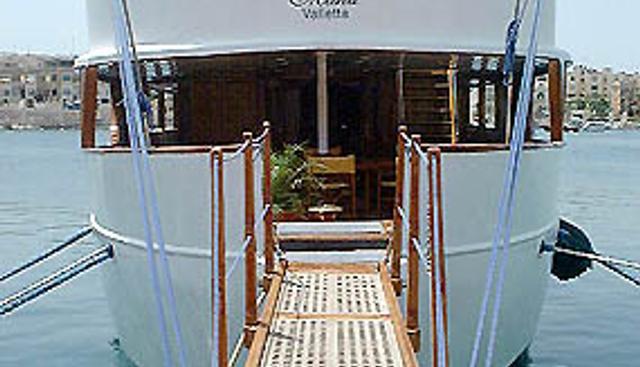 Maha Charter Yacht - 5