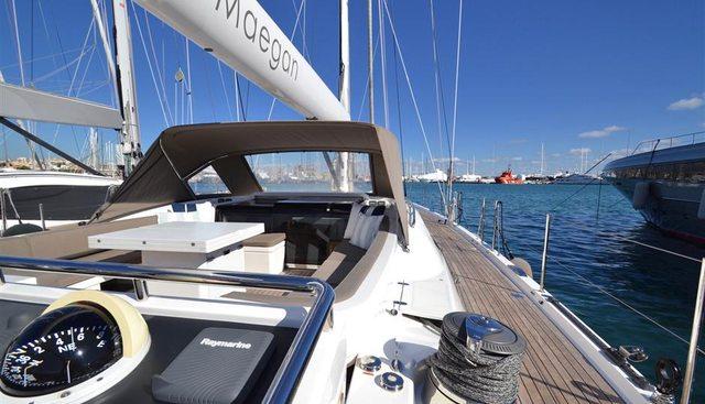 Maegan Charter Yacht - 5