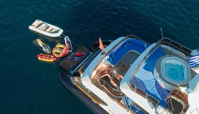 Option B Charter Yacht - 4