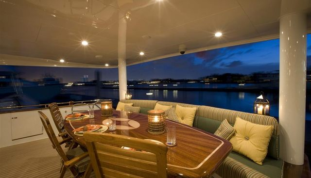 Prince of Tides Charter Yacht - 3