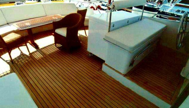 Milagros III Charter Yacht - 5