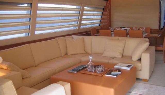 Sabrina Charter Yacht - 4