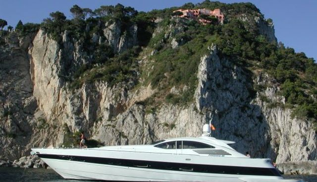 Jimmy Charter Yacht