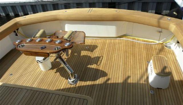 G-Z Girl Charter Yacht - 4