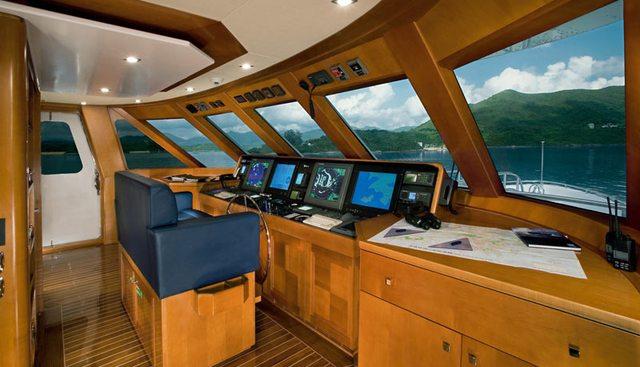 Princess V Charter Yacht - 3