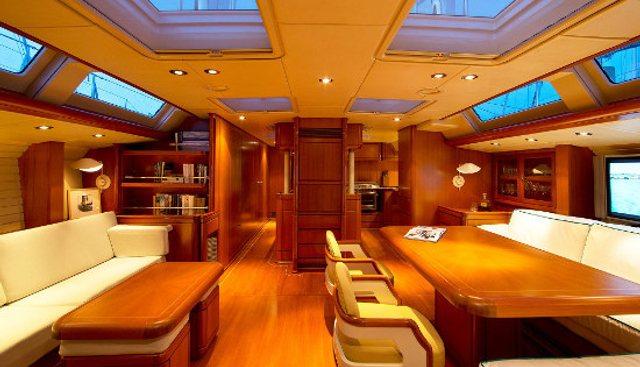 Metolius Charter Yacht - 4
