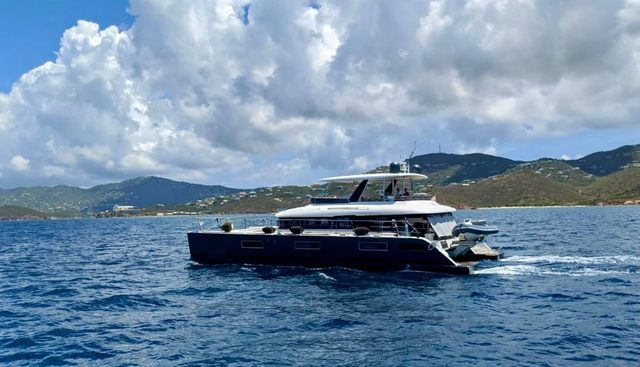 Mare Blu Charter Yacht