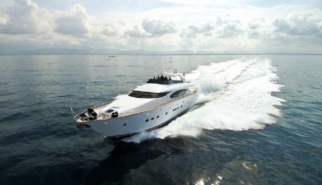 Maiora 24S Charter Yacht