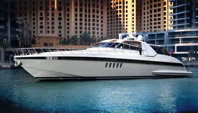 Time Out Umm Qassar Charter Yacht