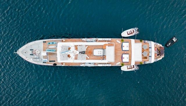 Aqua Blu Charter Yacht - 5